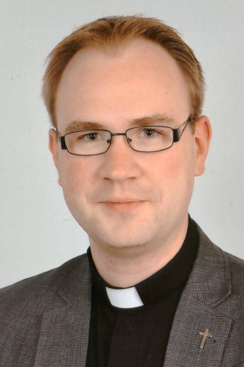 Pfarrvikar Andreas Hartung