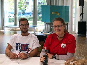 Bei der U18-Landtagswahl konnten Jugendliche unter 18 Jahren ihre Stimme abgeben.