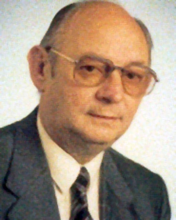 Diakon i. R. Rudolf Kömm (26. November 1932 - 11. Oktober 2018).