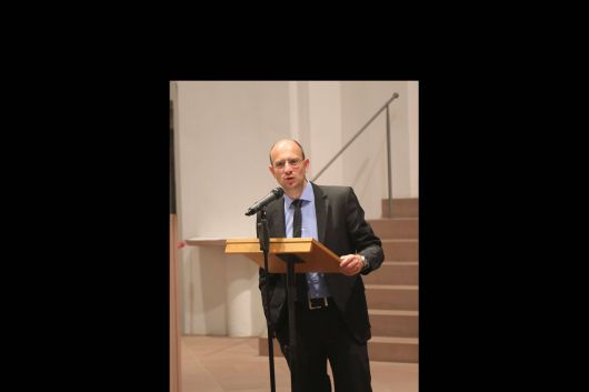Der aus Gerbrunn stammende Innsbrucker Pastoraltheologe Professor Dr. Christian Bauer brach in seinem Festvortrag eine Lanze für mehr Synodalität.