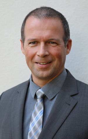 Bischofssekretär Diakon Manfred Müller