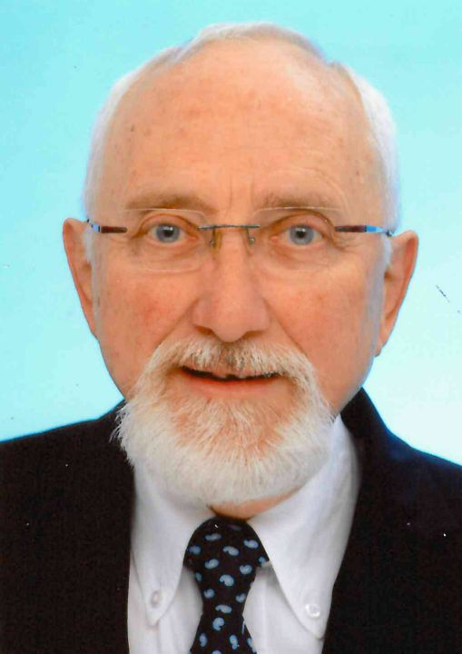 Diakon i. R. Wilfried Beck.