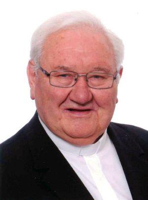 Pfarrer Hans Beetz.