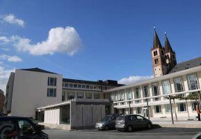 Das Würzburger Burkardushaus befindet sich im Zertifizierungsprozess nach dem international anerkannten Eco-Management and Audit Scheme (EMAS).