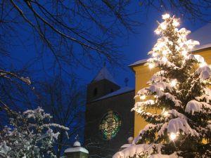 Der Adventskalender der Benediktinerabtei Münsterschwarzach ist ab dem 1. Dezember unter www.impulse.abtei-muensterschwarzach.de abrufbar.