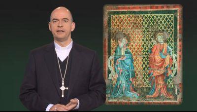 Gott braucht adventliche Menschen wie Maria, die ihm den Weg in diese Welt ebnen. Das betont Bischof Dr. Franz Jung in seiner Videobotschaft zur Adventszeit.