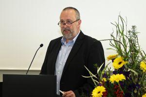 Pastoralreferent Walter Lang, Diözesanbeauftragter für die Internetseelsorge.