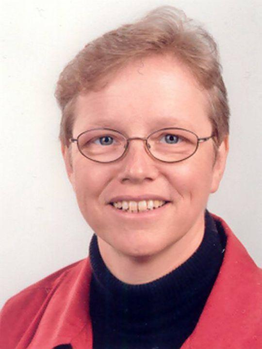 Gemeindereferentin Petra Bigge