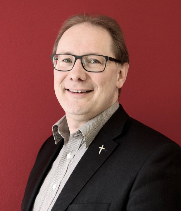 Pfarrer Thomas Eschenbacher