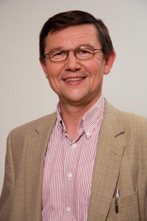 Sonntagsblatt-Chefredakteur Wolfgang Bullin.