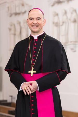 Bischof Dr. Franz Jung.