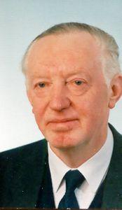 Pfarrer i. R. Karl Hauck.