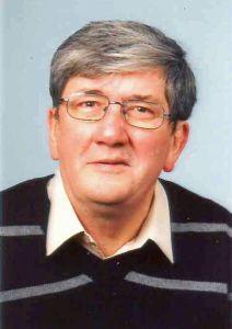 Diakon Gerhard Loidl.