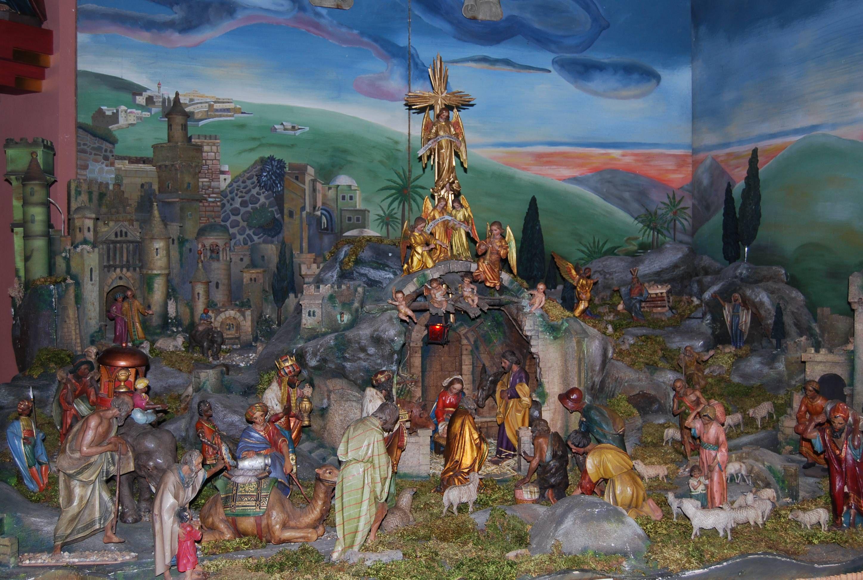 100 Jahre Friedenskrippe Hopferstadt