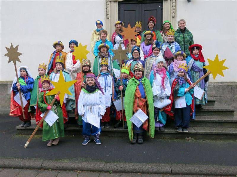 Die Könige in Heidenfeld (Dekanat Schweinfurt-Süd).
