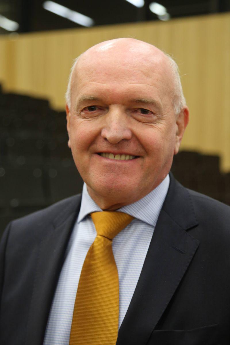Thomas Habermann, Landrat von Rhön-Grabfeld