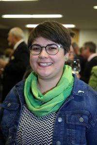 Christina Lömmer, Diözesanvorsitzende des Bunds der Deutschen Katholischen Jugend (BDKJ)