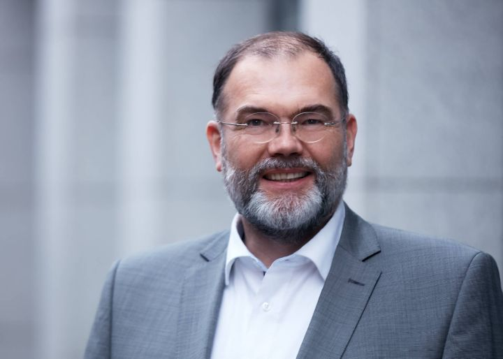 Boris Gelfert wird zum 18. März neuer Justiziar des Bistums Würzburg