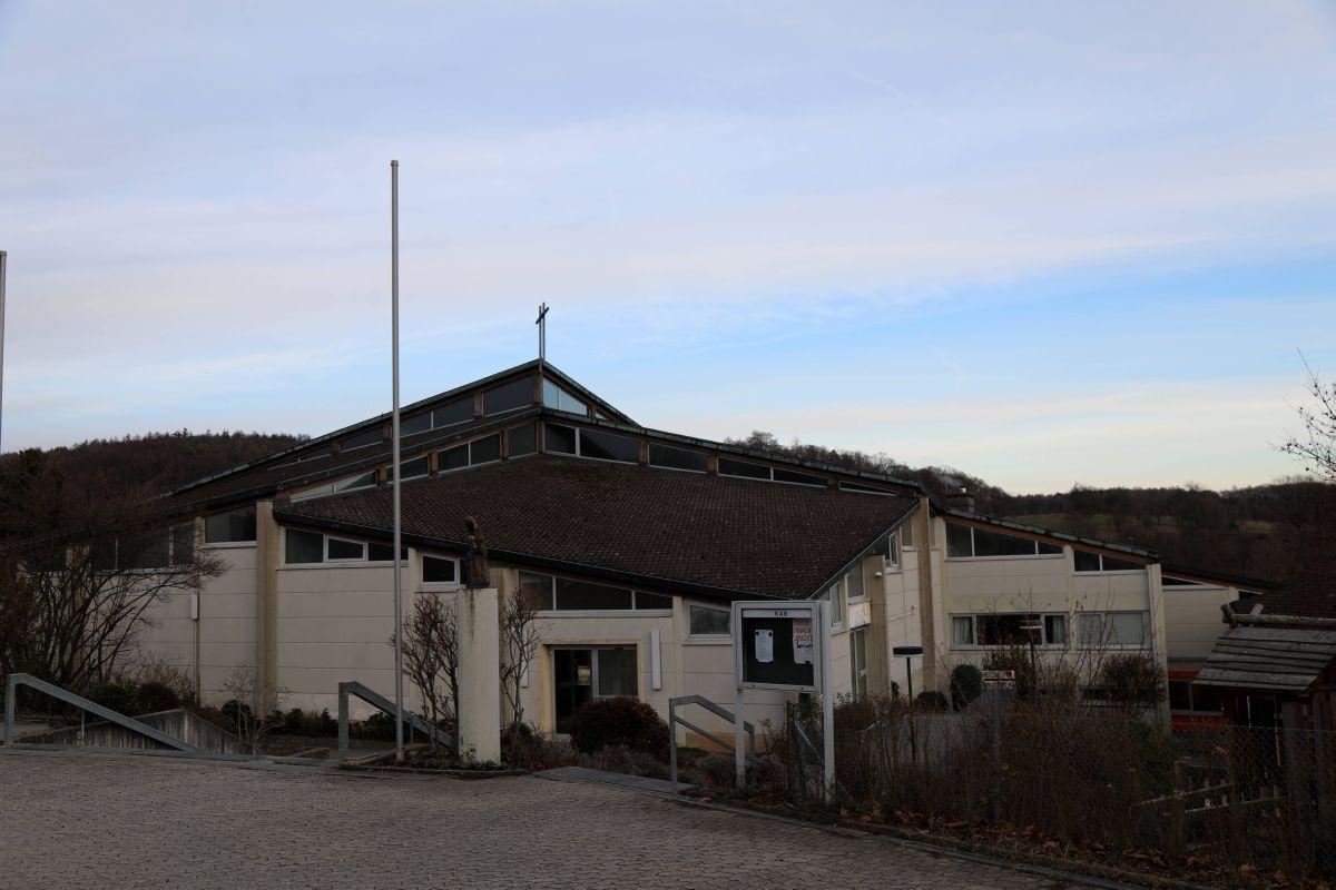 Das Roncalli-Zentrum in Glattbach wird grundlegend saniert.