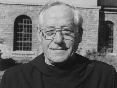 Benediktinerpater Meinolf Kraft.