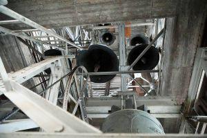 Auch die Glocken des Kiliansdoms werden zum Gedenken an den Bombenangriff auf Würzburg am 16. März 1945 von 21.20 bis 21.40 Uhr läuten.