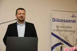 """Umweltbeauftragter Christof Gawronski warb für das Projekt """"LIMIT25""""."""