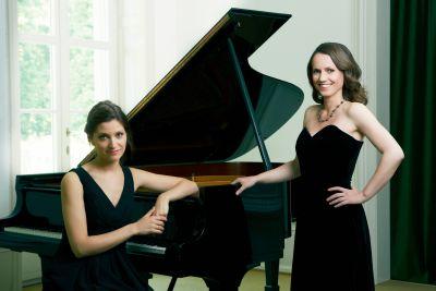 Nadja Dalvit-Saminskaja und Maria Bernius.