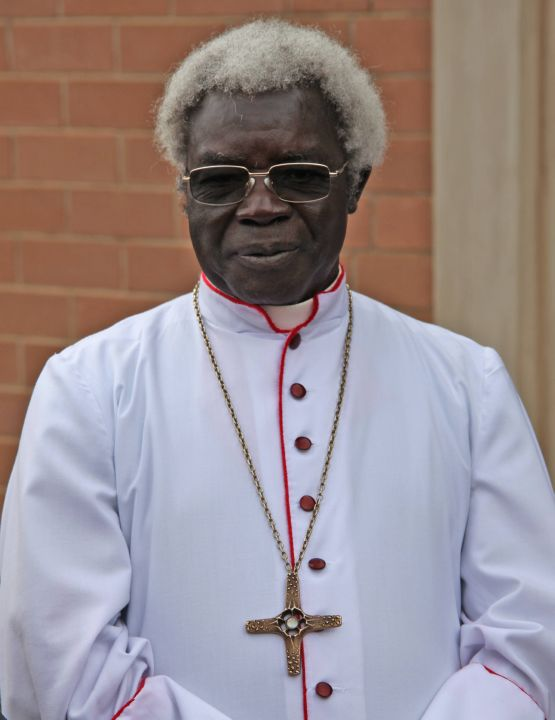 Bischof em. Dr. Emmanuel Mapunda