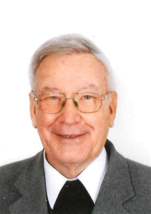 Pfarrer i. R. Albin Lieblein.