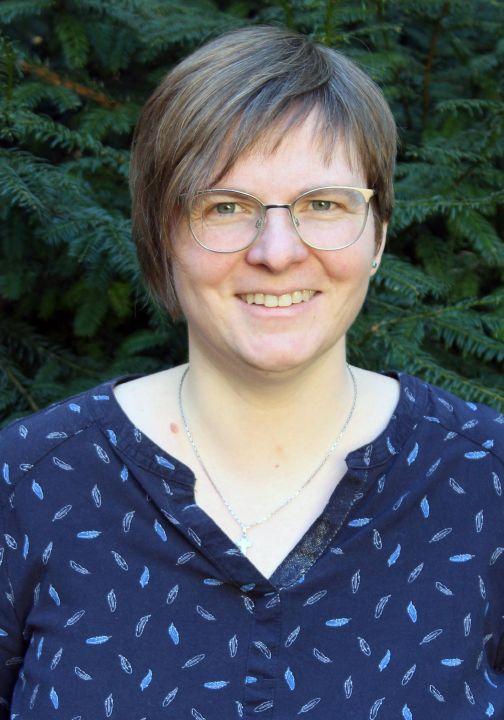 Gemeindereferentin Simone  Büttner