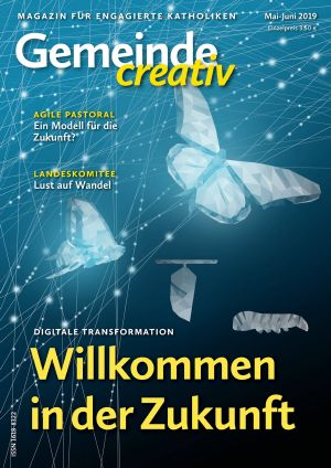 """Die digitale Transformation ist Thema der aktuellen Ausgabe der Zeitschrift """"Gemeinde creativ"""""""