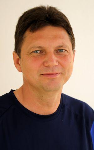 Josip Frančić, Trainer von Regionalligist TSV Aubstadt, engagiert sich auch in der Pfarrei Mariä Himmelfahrt in Bad Neustadt.