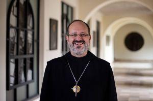 Am 24. Juni ist er 60 Jahre alt geworden, am 26. Juni 2006 empfing er die Abtsweihe: Benediktinerabt Michael Reepen.