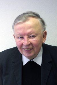 Bischofsvikar em. Ehrendomherr Prälat Dieter Hömer.