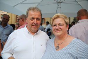 Edmund und Marion Michel aus Rittershausen.