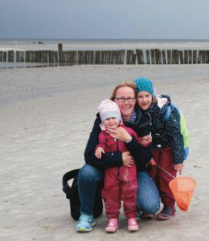 Sonntagsblatt-Autorin Judith Bornemann hat mit ihren beiden Töchtern eine dreiwöchige Mutter-Kind-Kur auf Wangerooge gemacht.