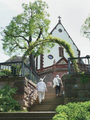 Engelberg: Donnerstag, 15. August, 9 Uhr und 10.30 Uhr Heilige Messe mit Kräutersegnung.