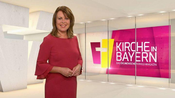 "Britta Hundesrügge moderiert ""Kirche in Bayern"" am Sonntag, 18. August."