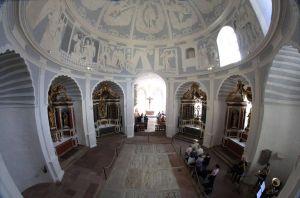 """Nach grundlegender Sanierung wurde die Marienkirche am 26. Juli wiedereröffnet. Am Tag des offenen Denkmals gibt es hier Führungen zum Thema """"1000 Jahre Wandel""""."""