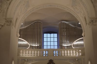 35 Orgeln im gesamten Bistum Würzburg warten beim Orgel-Schnuppertag am Samstag, 28. September, darauf, entdeckt zu werden.