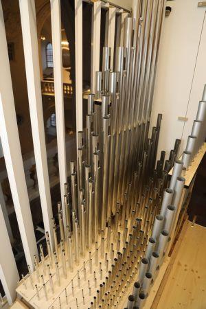 35 Orgeln im gesamten Bistum Würzburg warten beim Orgel-Schnuppertag am Samstag, 28. September, darauf, entdeckt zu werden. Auch der Blick in das sonst verborgenen Innenleben der Orgeln ist bei dieser Gelegenheit möglich.