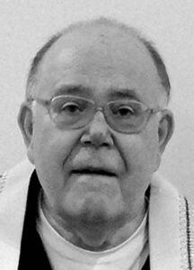 Pater Barnabas Stephan von den Mariannhiller Missionaren.