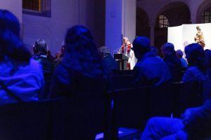 """Seit 20 Jahren gibt es in Würzburg die """"Moonlight Mass""""."""