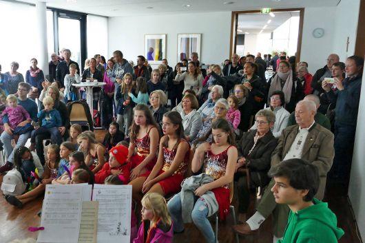 Die Besucher des Amazonas-Erlebnistages konnten im Aschaffenburger Martinushaus ein buntes Programm erleben.