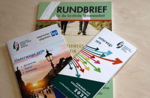 Diese drei Broschüren sind ab sofort beim Katholischen Senioren-Forum der Diözese Würzburg erhältlich.