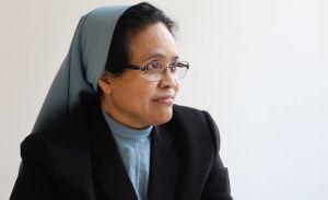 Schwester Martina Thabah