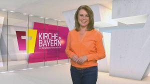 """Britta Hundesrügge moderiert des ökumenische Fernsehmagazin """"Kirche in Bayern"""" am Sonntag, 10. November."""