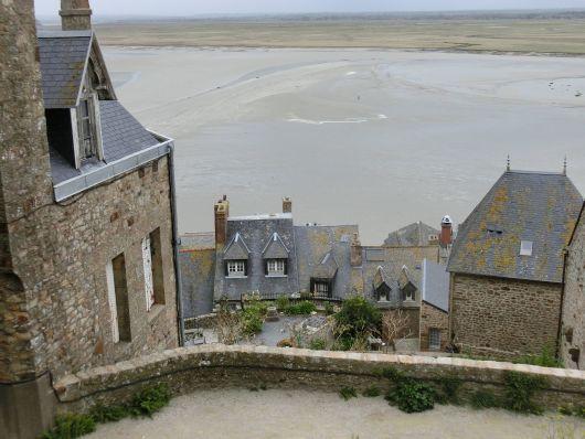 Mont-Saint-Michel Frankreich