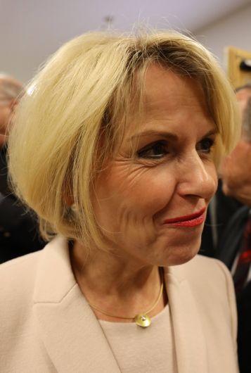 Tamara Bischof, Landrätin des Landkreises Kitzingen.