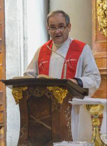 Pater Christoph Eisentraut, neuer Provinzial der Deutschen Provinz der  Mariannhiller Missionare.